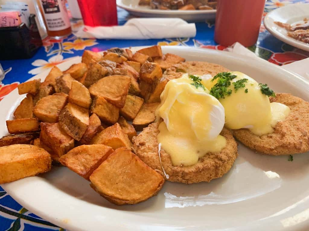 Food in Bywater District New Orleans