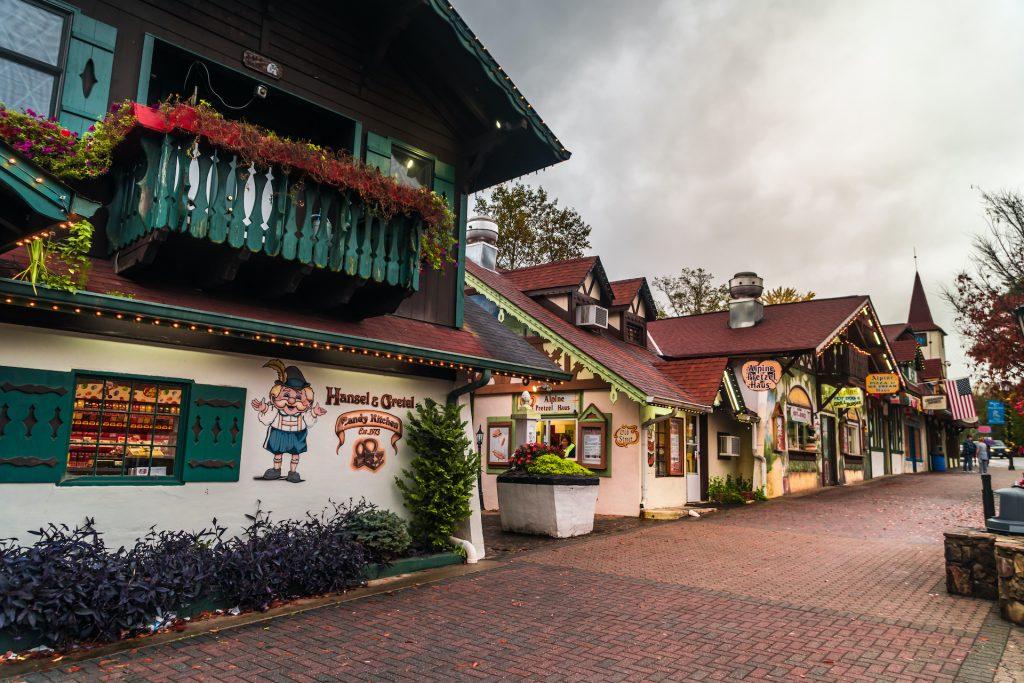 helen georgia is one of the cutest weekend getaways in the south