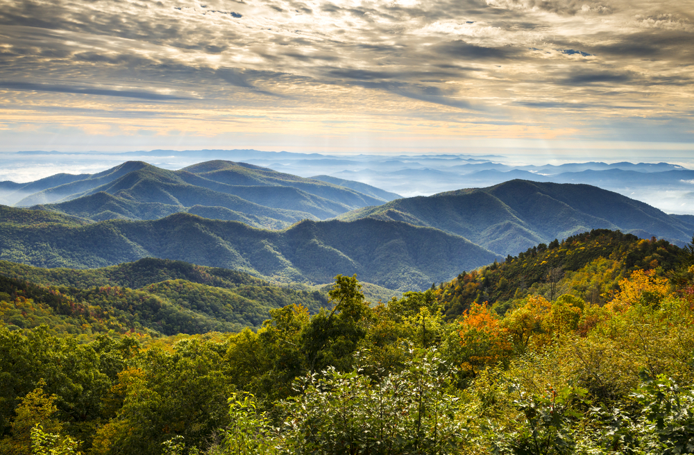 southern national parks are amongst some of the most beautiful in the US