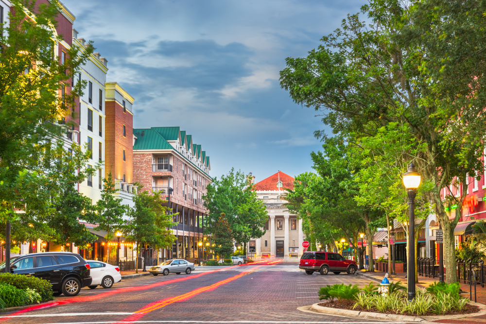 Gainesville is the perfect college, small town!