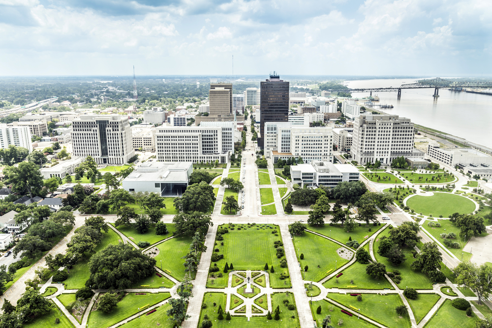 Baton Rouge is a must see city in Louisiana.
