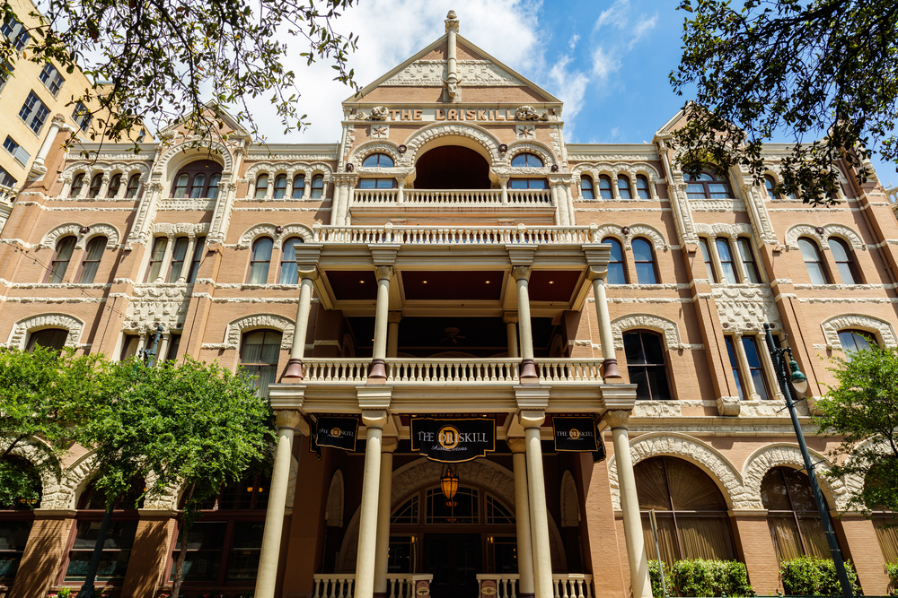 Austin, Texas, is home to some of the most haunted places in the South.