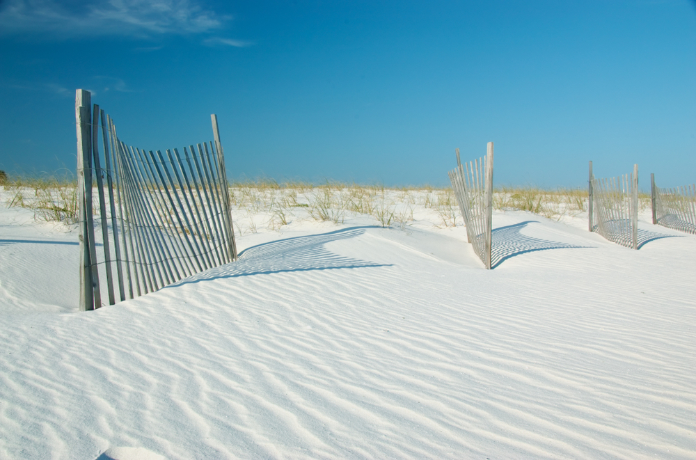 A beach getaway in Alabama can be had at Gulf State Park.