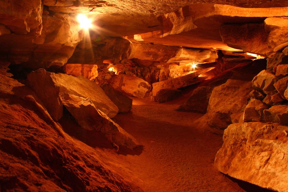 rickwood caverns state park in alabama