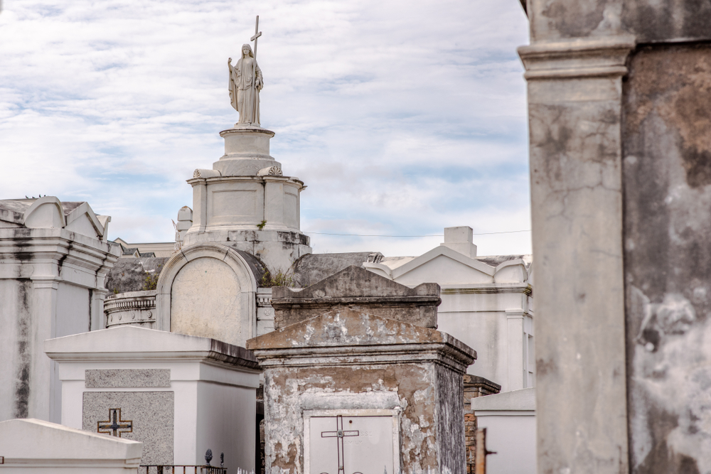 New Orleans has some of the most haunted places in Louisiana.