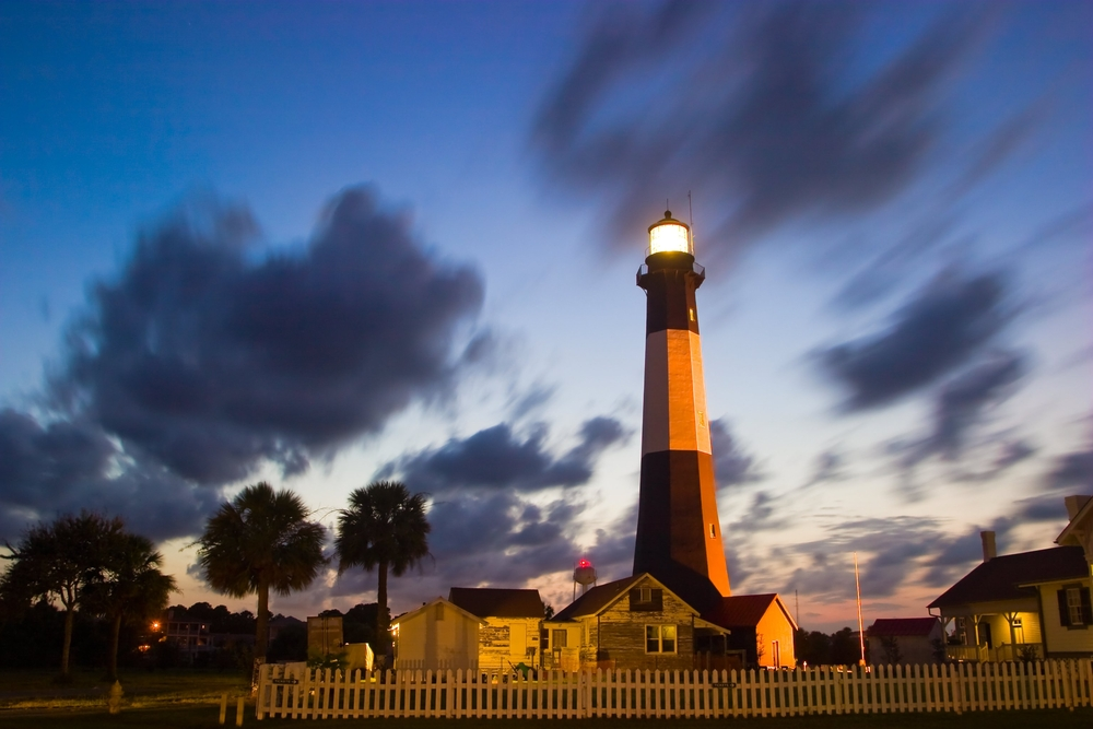 Tybee Lighthouse Ghost Tours in Savannah