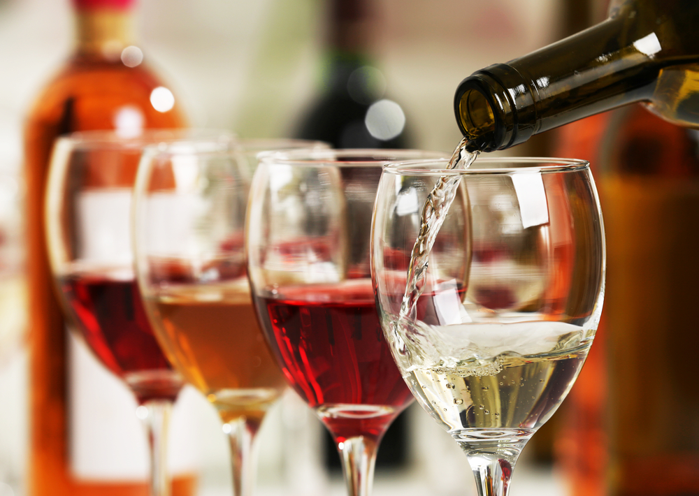 A wine tasting is one fun way to enjoy your weekend getaway in NC.