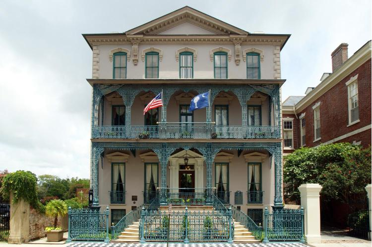 John Rutledge House Inn is also listed in the 2012 Conde Nast Traveller Top 100 List as well as being a member of Preferred Hotels and Resorts.