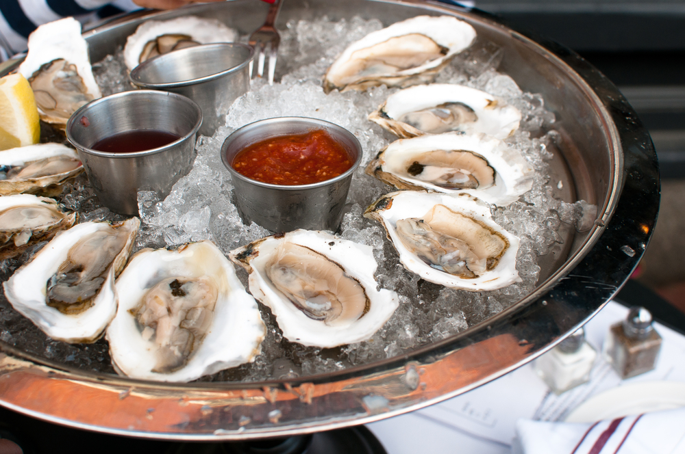 Come try some amazing oysters in Montgomery alabama