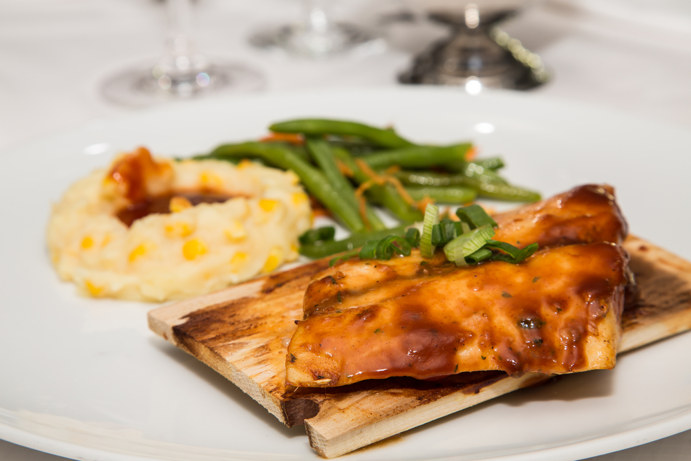 Central Restaurant is an upscale eatery in the downtown area serving local ingredients.
