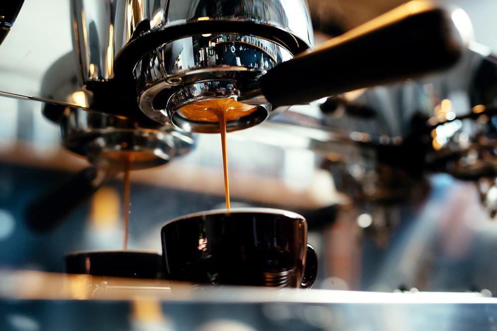 Gallery Espresso serves up some delicious espresso fresh ground