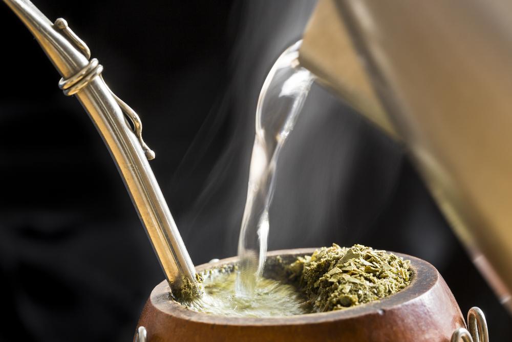 Try Yerba Mate a traditional South American Tea that tastes like coffee