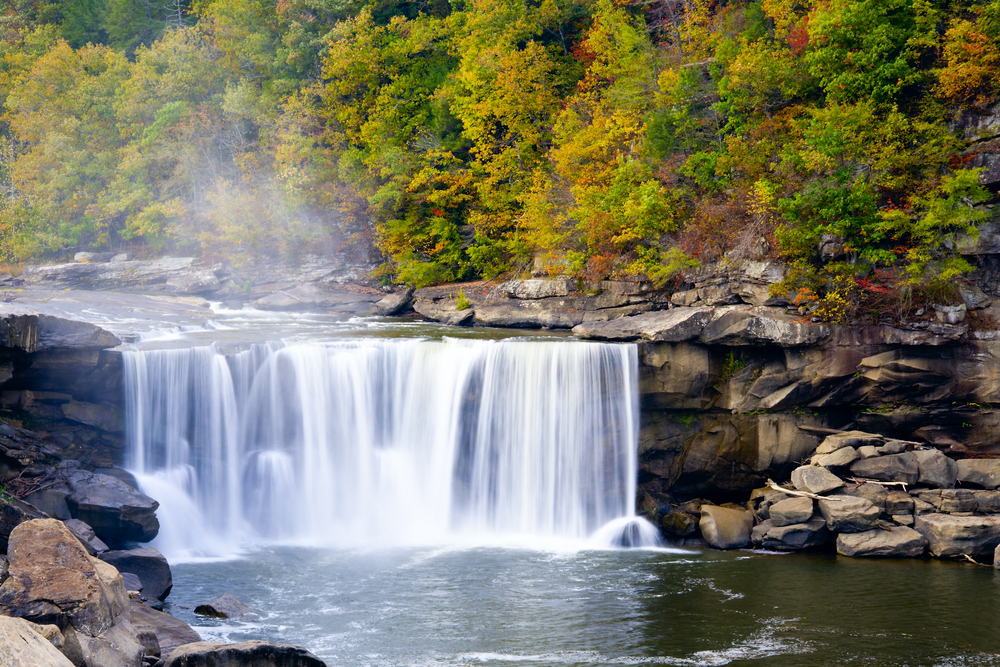 cumberland falls is also known as little niagara