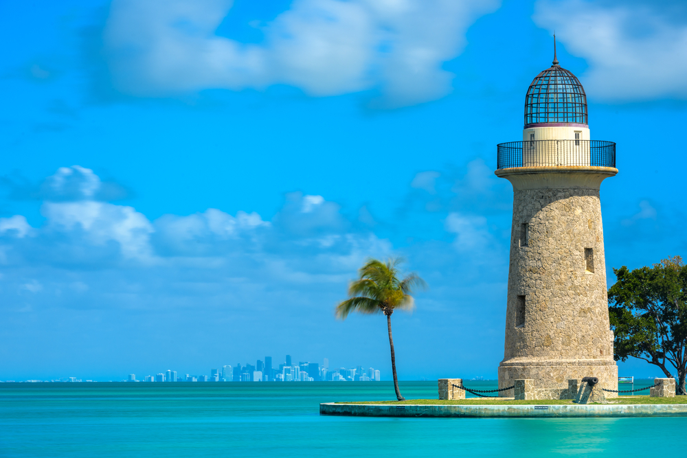 Biscayne National Park is the perfect southern national park for you if you're a fan of the water