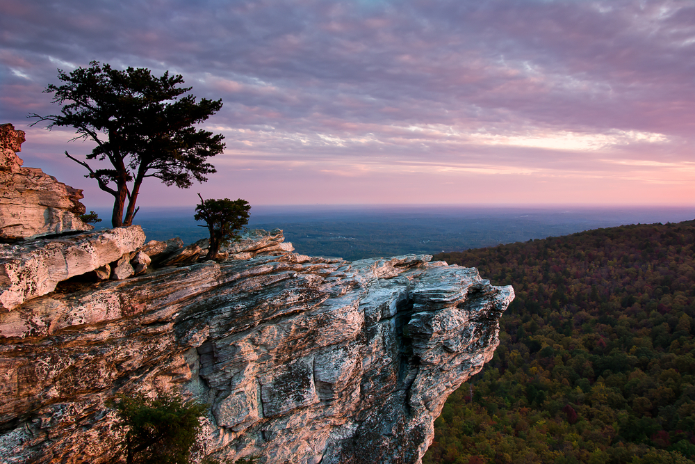 this is one of the best southern state parks for an amazing view!