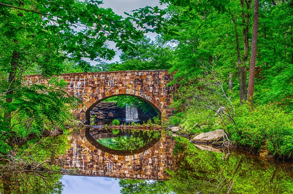 This state park in Arkansas is perfect for families as there are so many activities to do