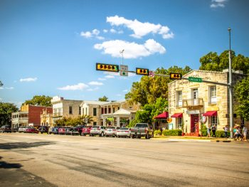 cutest small towns in texas