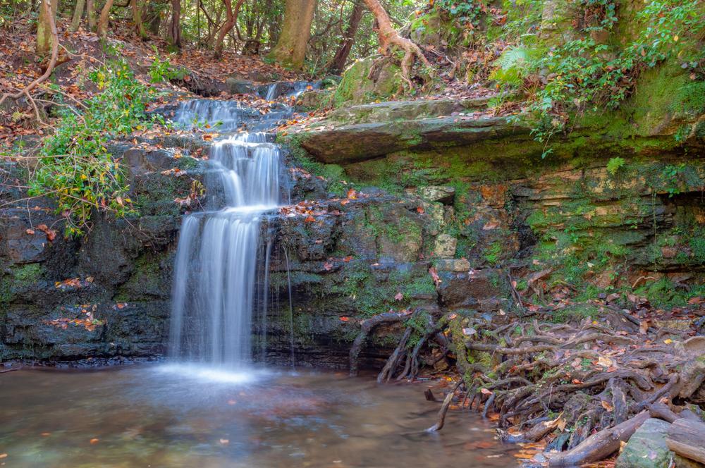 photo of Cascade Falls