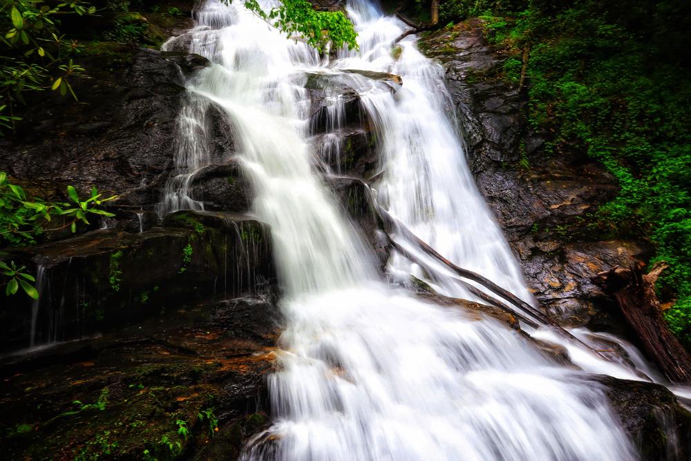 photo of Holcomb Creek Falls