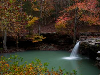 a photo of one of the best Arkansas vacations