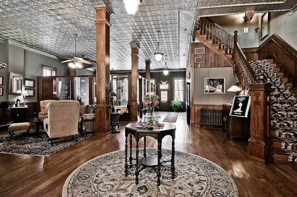 a photo of the new orleans hotel & spa, one of the most romantic getaways in arkansas