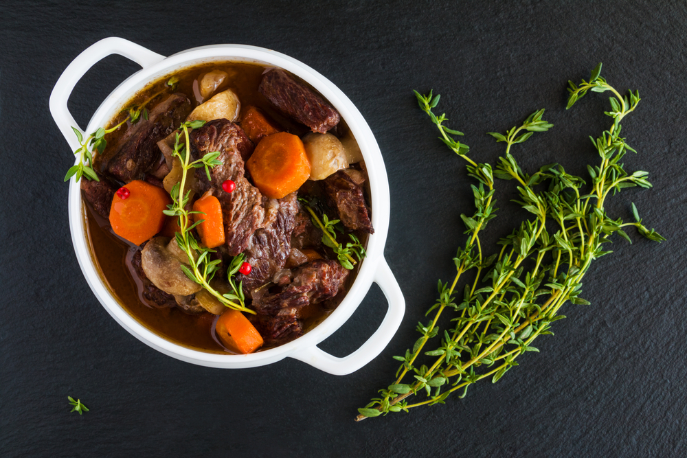 Photo of French Pot Roast highlighting Caffe Rel one of the best restaurants in Franklin NC