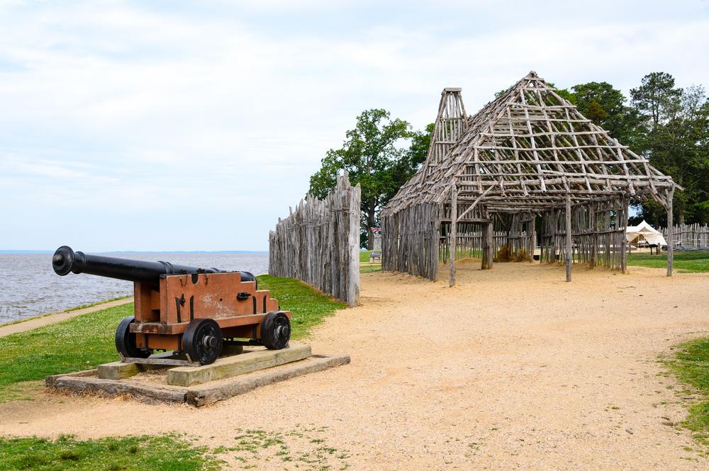 Jamestown is one of the best weekend getaways in Virginia for history lovers.