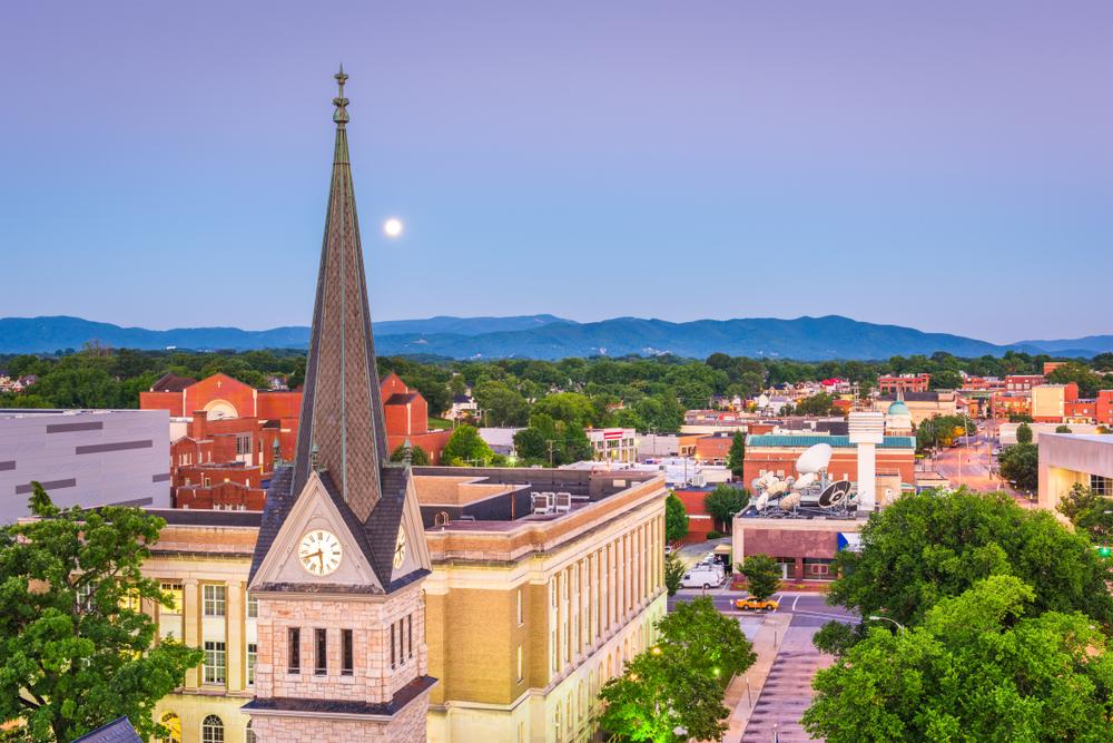Roanoke is one of the best weekend getaways in virginia