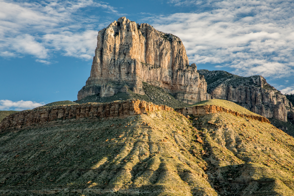 El Capitan is one of the most awe inspiring sites in Texas