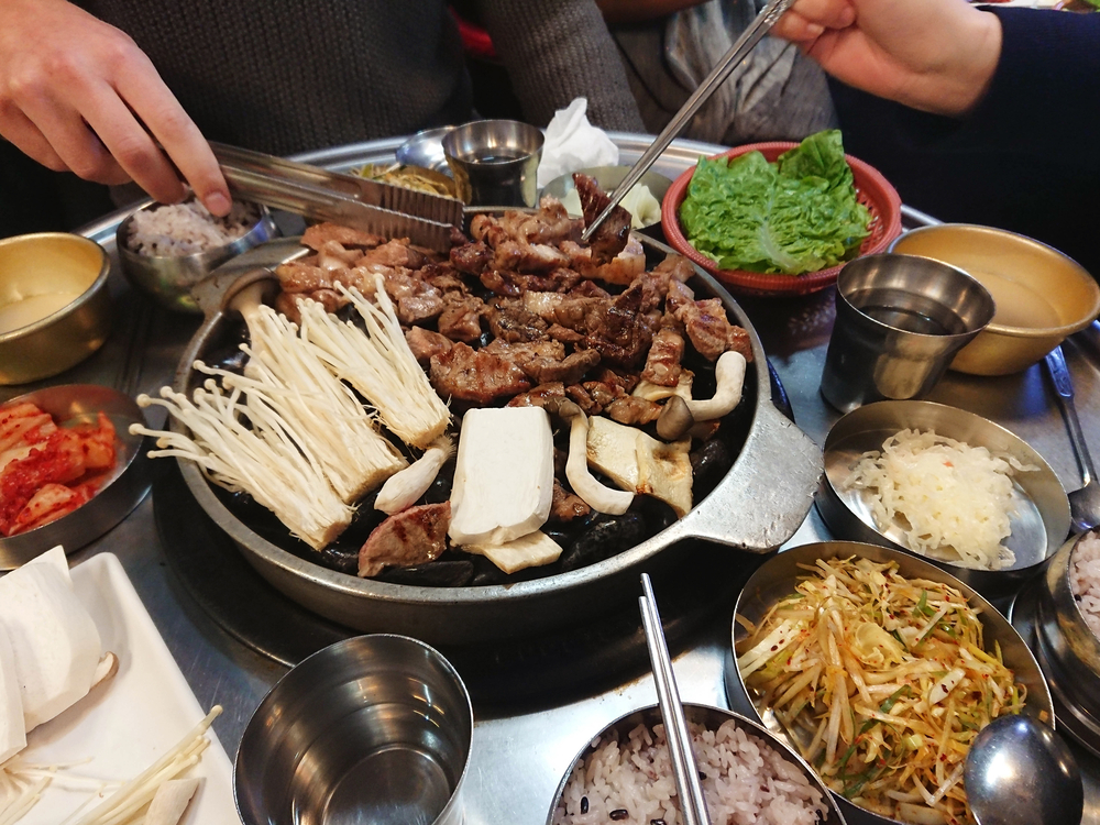 Come cook your own Korean bbq