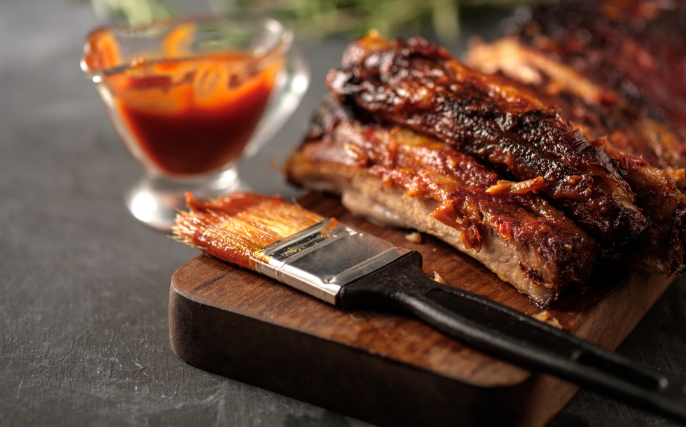 photo of BBQ ribs