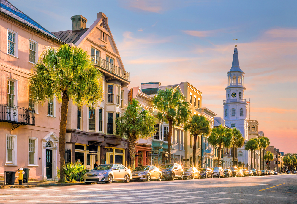 there are so many gorgeous cities in the south there will be something for everyone