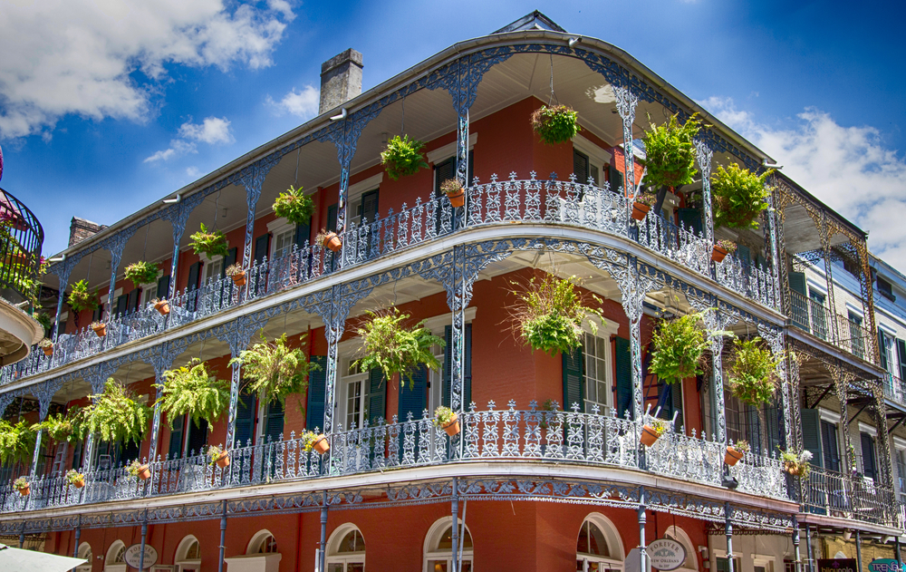New Orleans is one of the most vibrant and most loved cities in the south