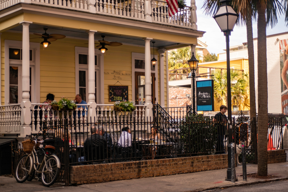 Photo of Poogan's Porch one of the things to do in Charleston