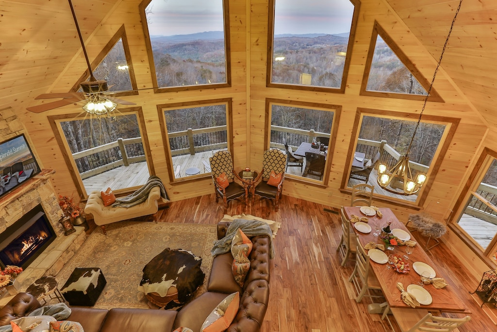 Come stay at this luxury family retreat perfect for families looking fore treehouses I Georgia