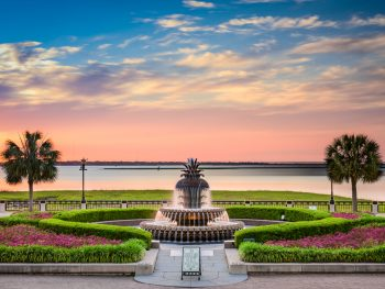 Waterfront Park is one of the best things to do in Charleston