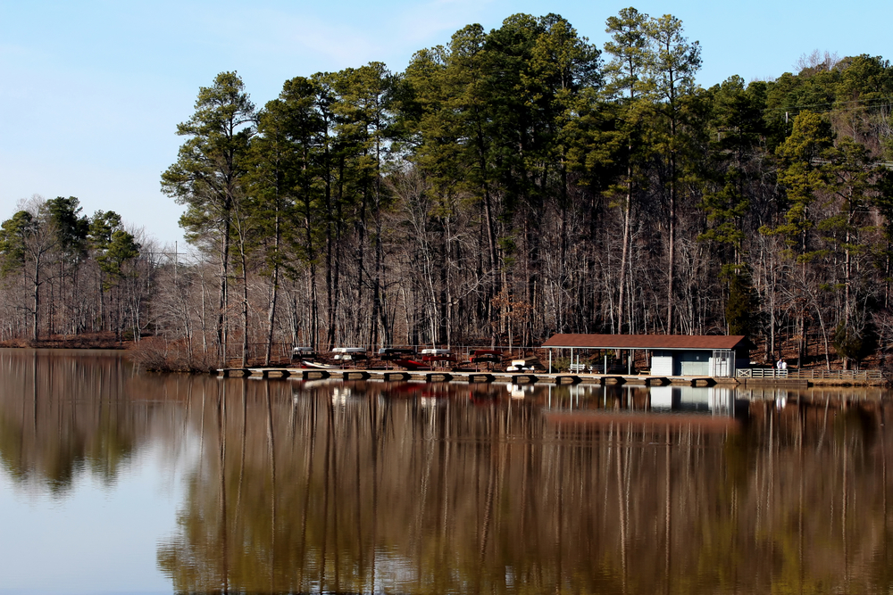 best things to do in Raleigh William B Umstead State Park