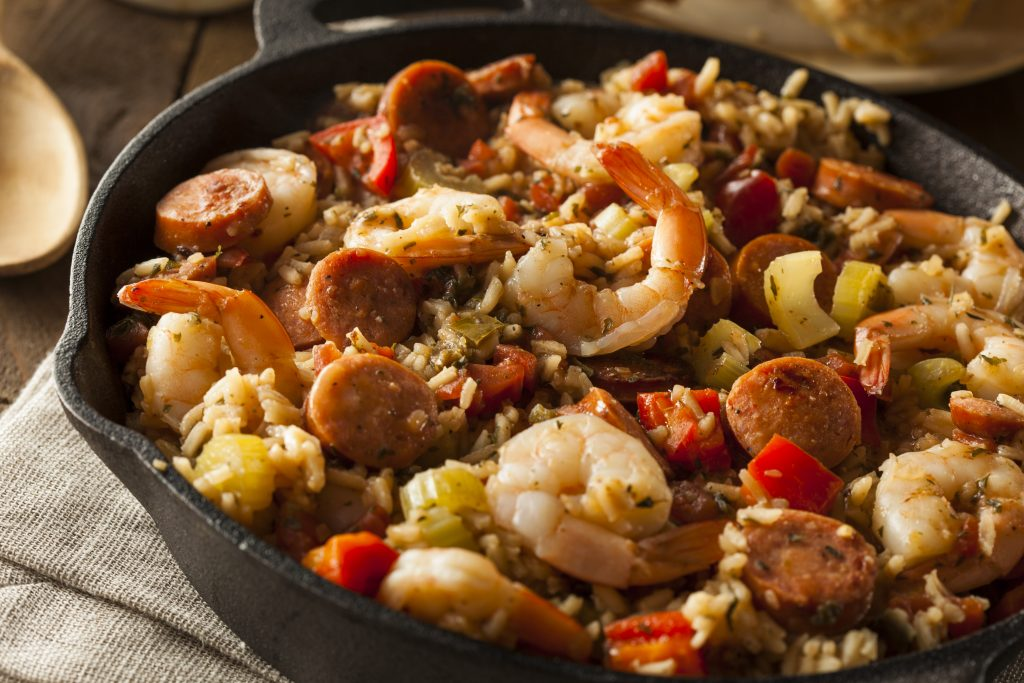 A dish of gumbo trying this dish is one of the things to do in the French Quarter