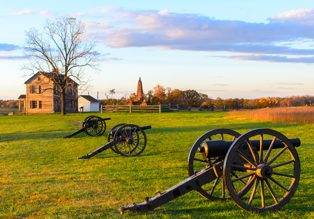 Come to Manassas for Civil War history in Virginia.