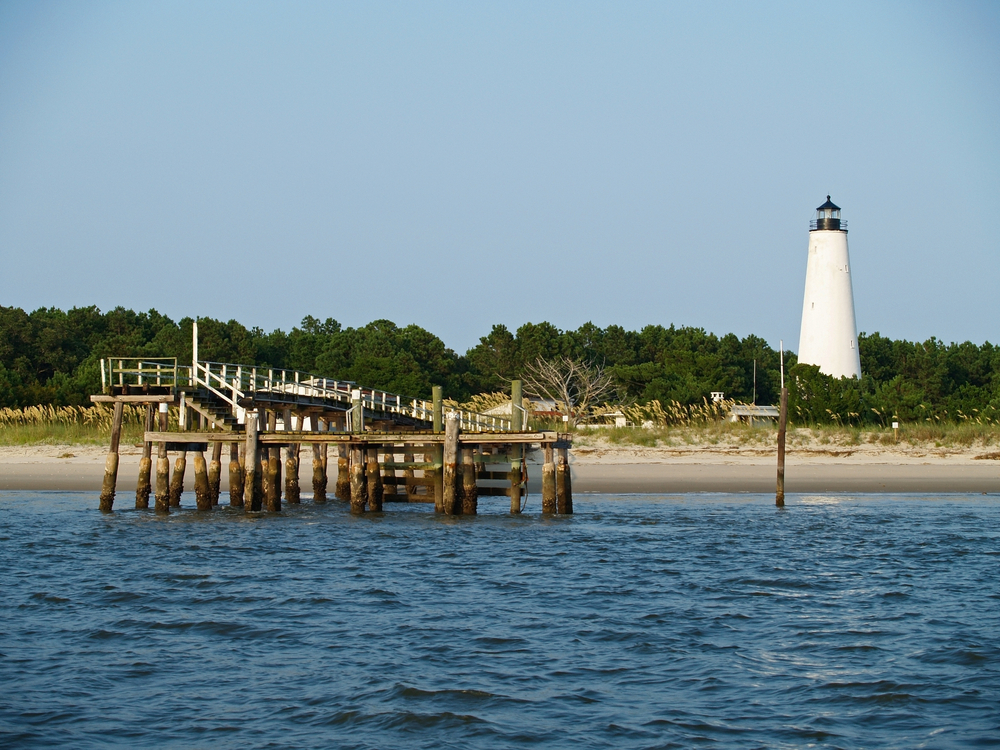 Georgetown Lighthouse from the water