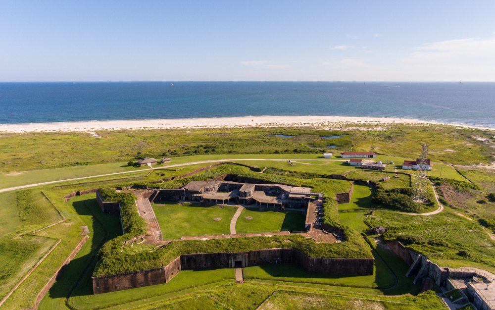 Visit Fort Morgan when you come to Orange Beach.