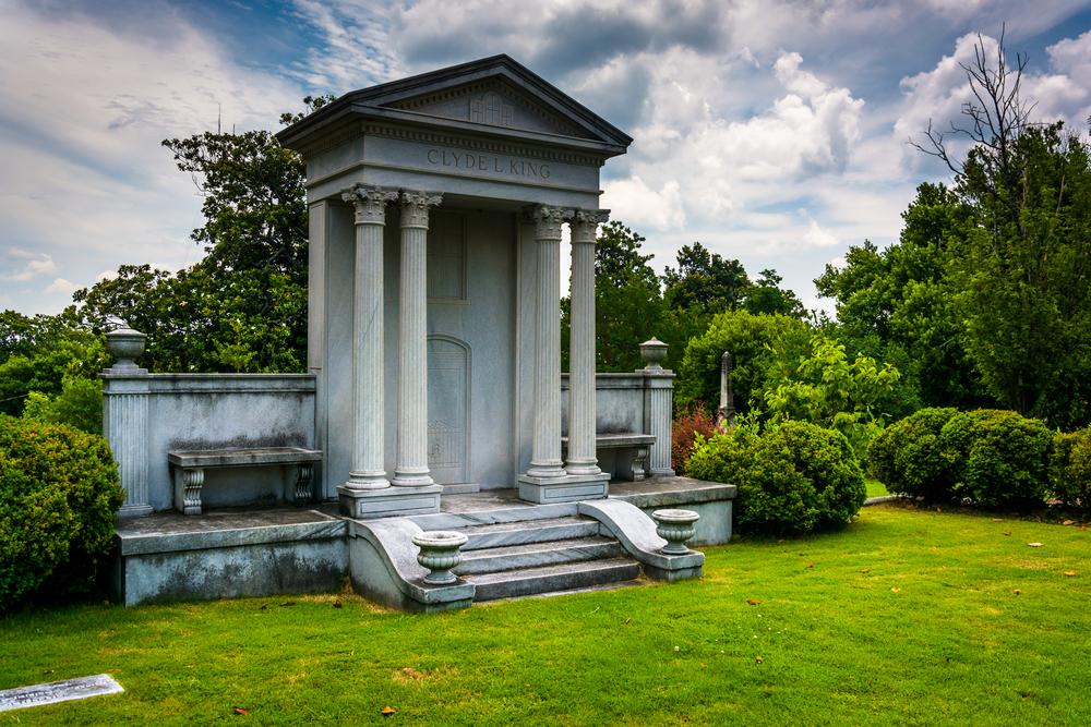 Apparitions at oakland cemetery are known to appear at night, walking up and down the graves. Some even in Confederate Army Uniform.